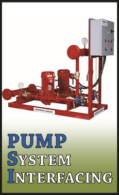 Pump System Interfacing